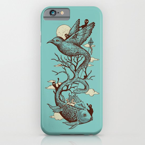 Escape from Reality iPhone & iPod Case