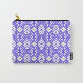 Purple Greenhouse Carry-All Pouch