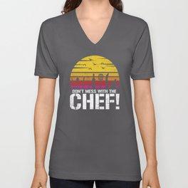 Chef Gifts Unisex V-Neck