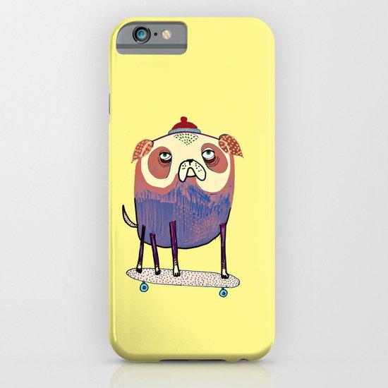 Pug Dude. iPhone & iPod Case