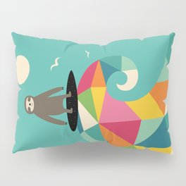 Surfs Up Pillow Sham