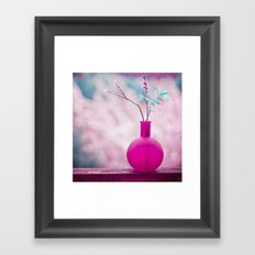 CATKINS Framed Art Print