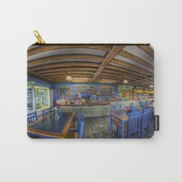 Retro Cafe Carry-All Pouch