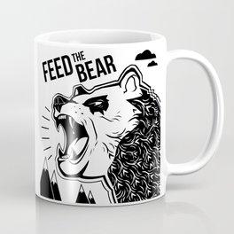 Bears and Mountains Coffee Mug