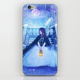 First Snow iPhone Skin