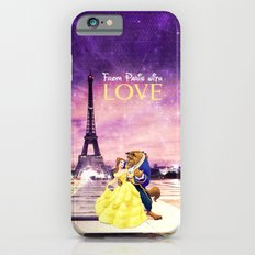 From Paris with love - for iphone iPhone 6 Slim Case