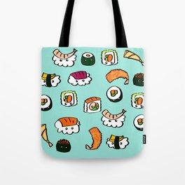 Sushi Cloud Tote Bag