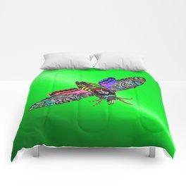 Goth Moth Comforters