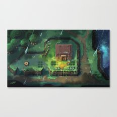 Zelda - A Link to the Past Canvas Print