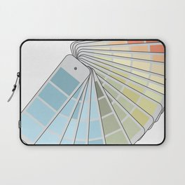Paint Swatches Laptop Sleeve