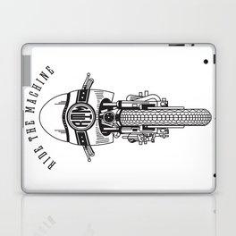 Ride The Machine Laptop & iPad Skin