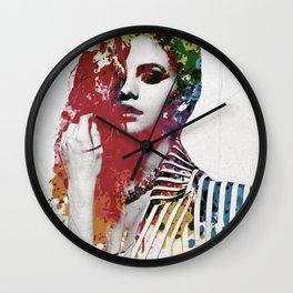 Gomez artwork Wall Clock