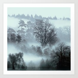 Picturesque Daydreams Art Print