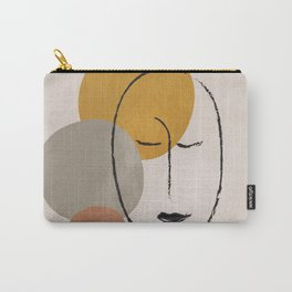 Portrait 2 Carry-All Pouch