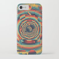 glitch iPhone & iPod Cases featuring glitch by Blaz Rojs