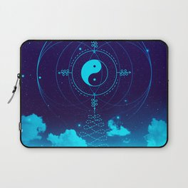 Sacred Geometry (Balance) Laptop Sleeve