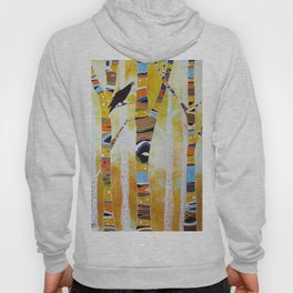 Raven Hanging the Sun Hoody