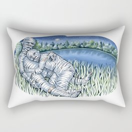 Love Mummies Rectangular Pillow