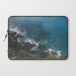 Blue Gem of Hawaii Laptop Sleeve