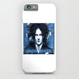 JACK WHITE IYENG 6 iPhone Case