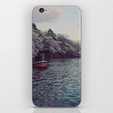 Inokashira Lake iPhone & iPod Skin