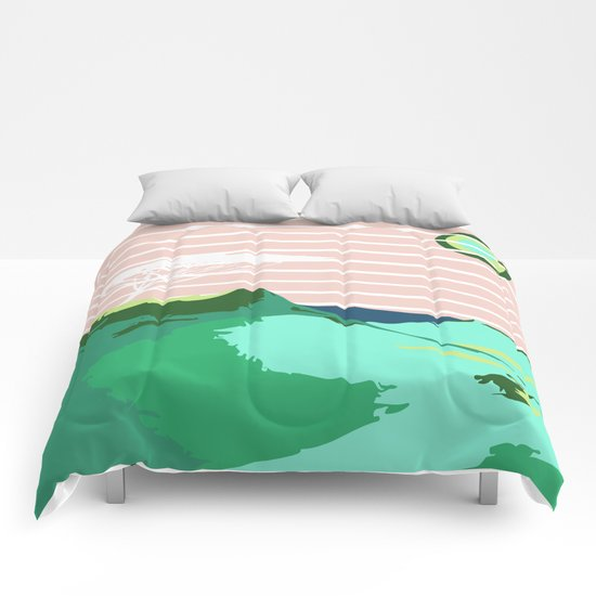 LonelyTree Comforters