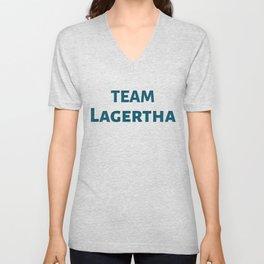 The Lagertha's Army Unisex V-Neck
