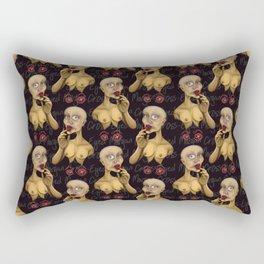 So Weird Rectangular Pillow