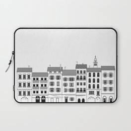 Italian city drawing Laptop Sleeve