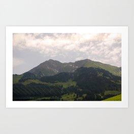 Switzerland 2 Art Print