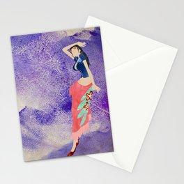 Nico Robin - One Piece Stationery Cards