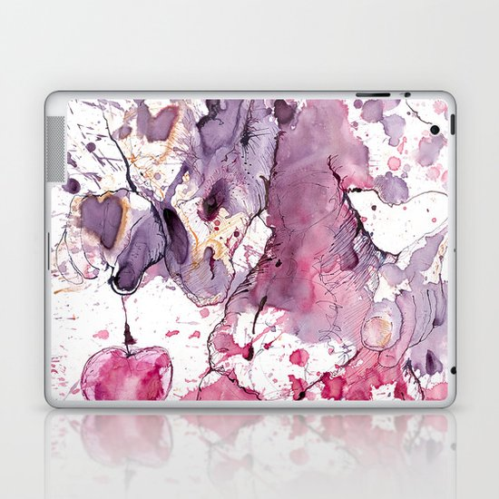 Swap Your heart for one sweet cherry? Laptop & iPad Skin