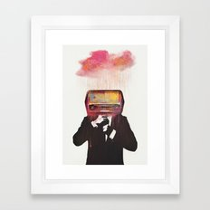 Radiohead Framed Art Print