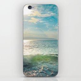 The Sea iPhone Skin