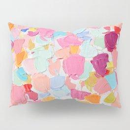 Amoebic Confetti Pillow Sham