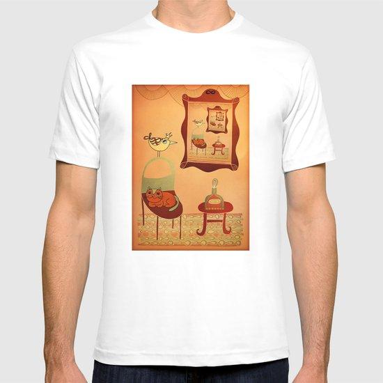 infinity room T-shirt