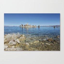 Mono Lake Tufa, No. 2 Canvas Print