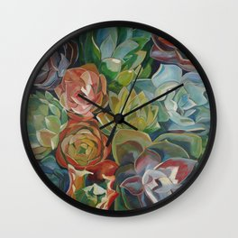 Every Parcel Wall Clock