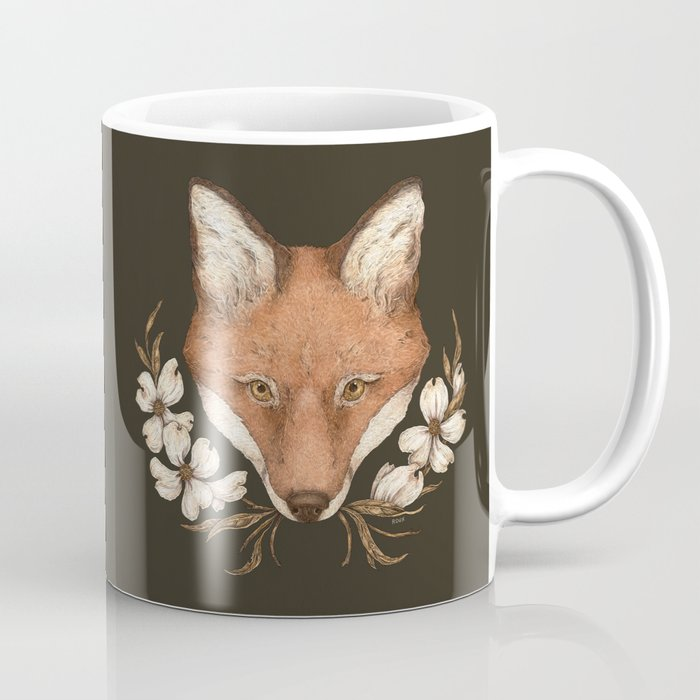 The Fox and Dogwoods Kaffeebecher