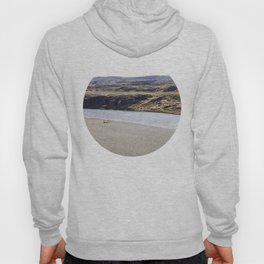 In the middle of nowhere, Iceland Hoody