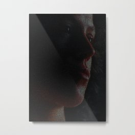 Ripley: Alien Screenplay Print Metal Print
