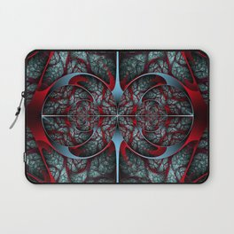 Red Revolver Laptop Sleeve