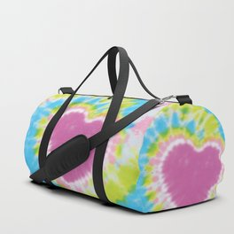 Love Tye Dye 2 Duffle Bag