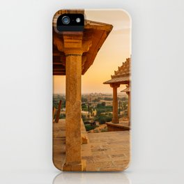 Jaisalmer iPhone Case