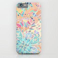 Paradise Doodle iPhone 6 Slim Case