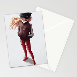 Asuka Langley Sohryu   Stationery Cards