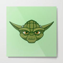 #47 Yoda Metal Print