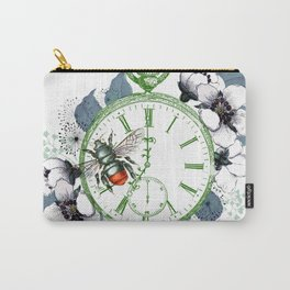 Time KeepsTicking Carry-All Pouch