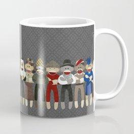 Sock Monkeys of the World Coffee Mug