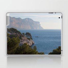 Calanques de Cassis 8615 Laptop & iPad Skin